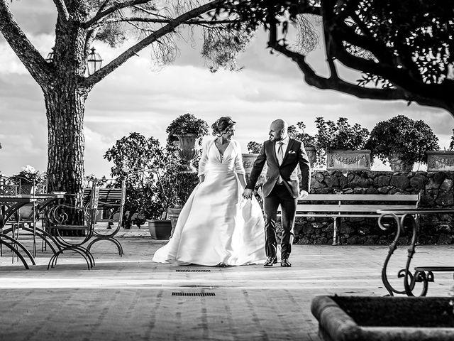 Il matrimonio di Claudia e Piero a Adrano, Catania 51
