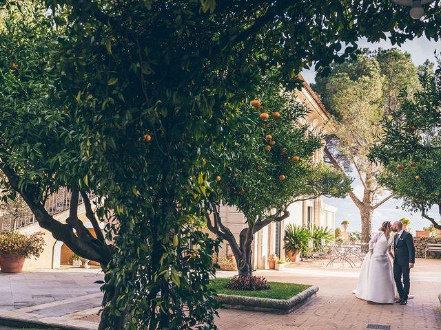 Il matrimonio di Claudia e Piero a Adrano, Catania 52