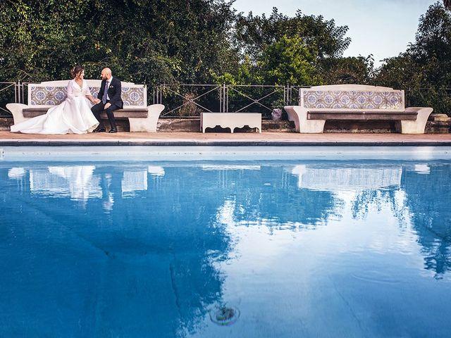 Il matrimonio di Claudia e Piero a Adrano, Catania 54