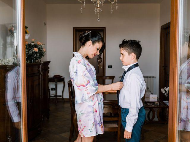 Il matrimonio di Alessandro e Maruska a Marsala, Trapani 7