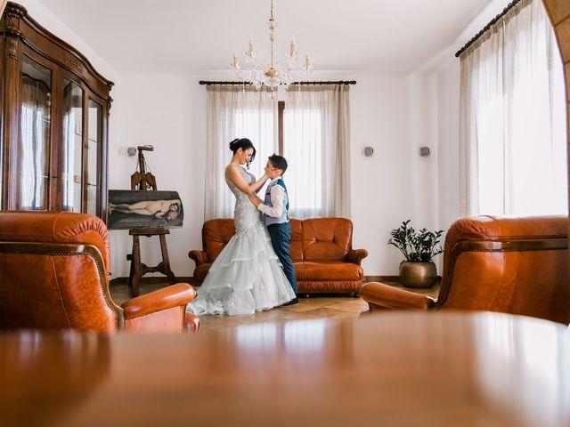 Il matrimonio di Alessandro e Maruska a Marsala, Trapani 10