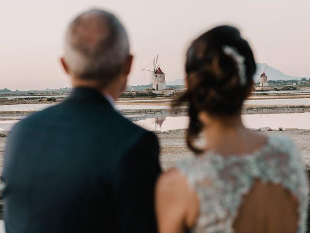 Il matrimonio di Alessandro e Maruska a Marsala, Trapani 2