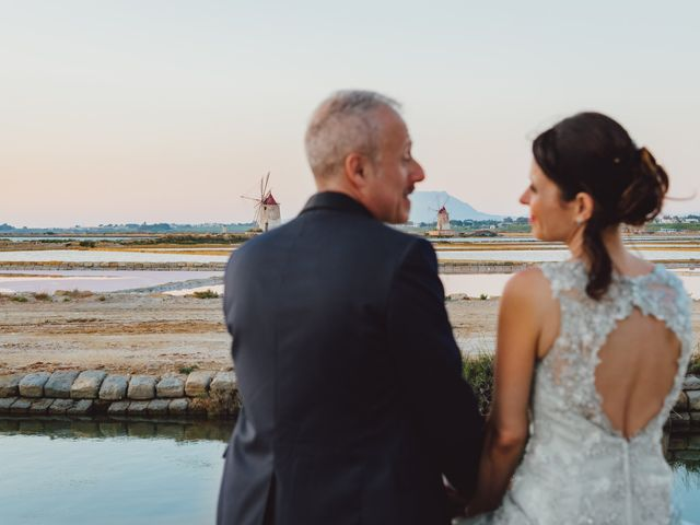 Il matrimonio di Alessandro e Maruska a Marsala, Trapani 22