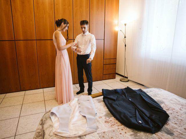 Il matrimonio di Dario e Sharon a Albese con Cassano, Como 8