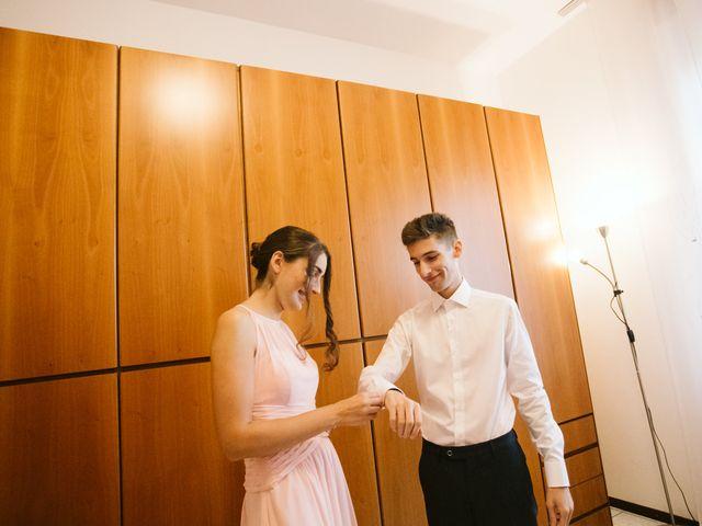 Il matrimonio di Dario e Sharon a Albese con Cassano, Como 9
