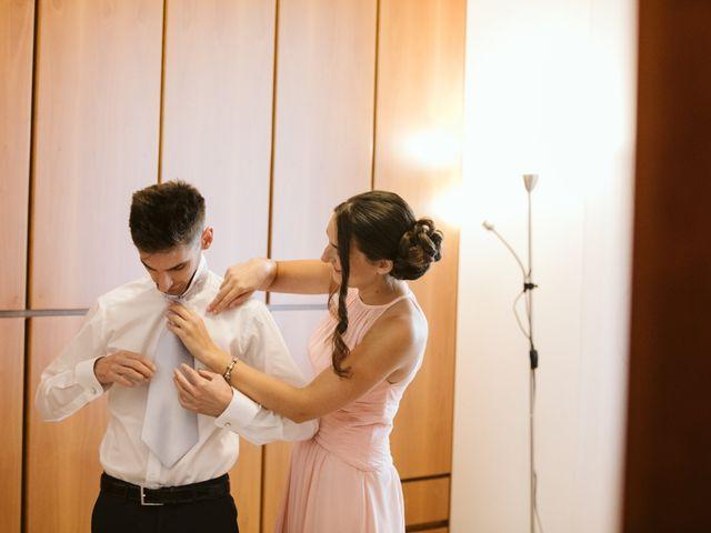 Il matrimonio di Dario e Sharon a Albese con Cassano, Como 10
