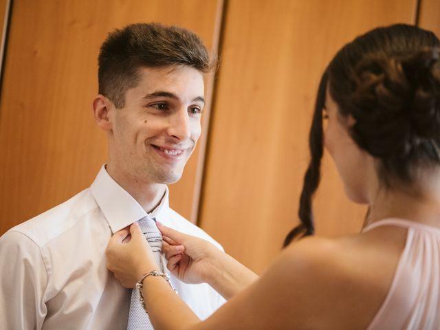 Il matrimonio di Dario e Sharon a Albese con Cassano, Como 11