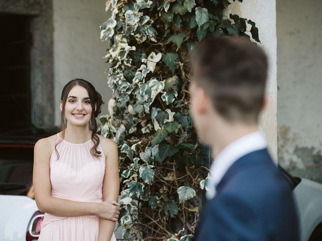 Il matrimonio di Dario e Sharon a Albese con Cassano, Como 22