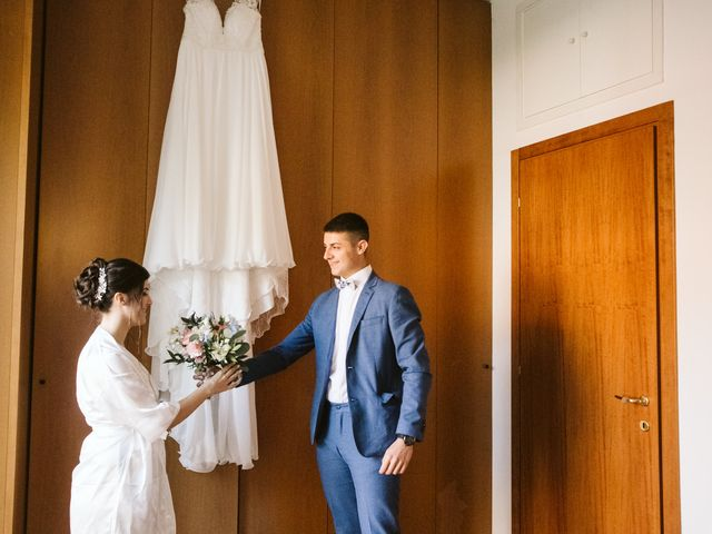 Il matrimonio di Dario e Sharon a Albese con Cassano, Como 40