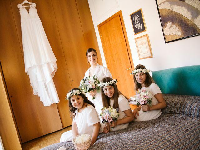 Il matrimonio di Dario e Sharon a Albese con Cassano, Como 46