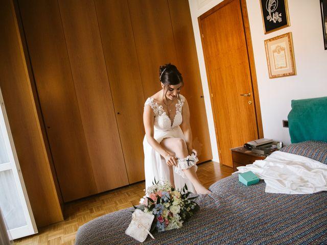 Il matrimonio di Dario e Sharon a Albese con Cassano, Como 55