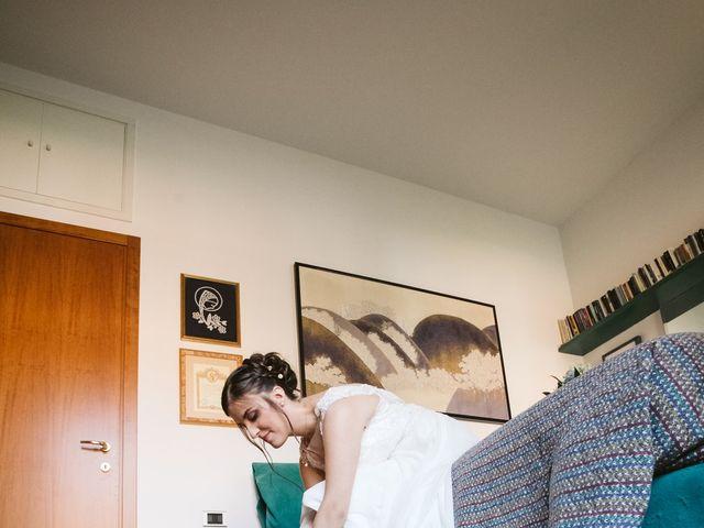 Il matrimonio di Dario e Sharon a Albese con Cassano, Como 57
