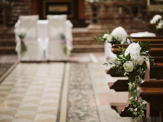 Il matrimonio di Dario e Sharon a Albese con Cassano, Como 68