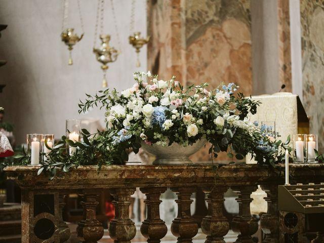 Il matrimonio di Dario e Sharon a Albese con Cassano, Como 69