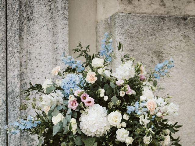 Il matrimonio di Dario e Sharon a Albese con Cassano, Como 72