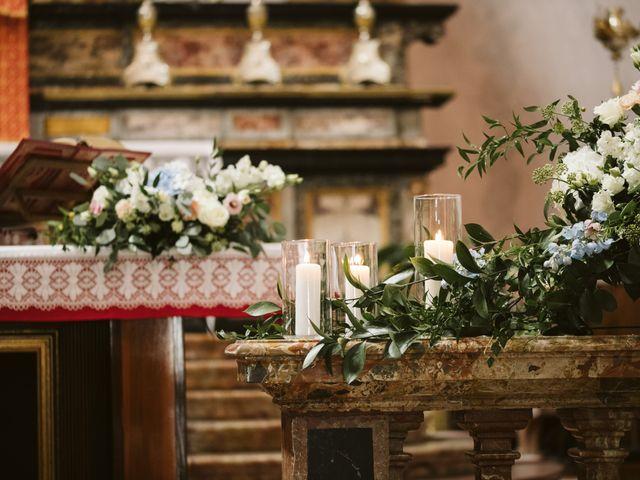 Il matrimonio di Dario e Sharon a Albese con Cassano, Como 74