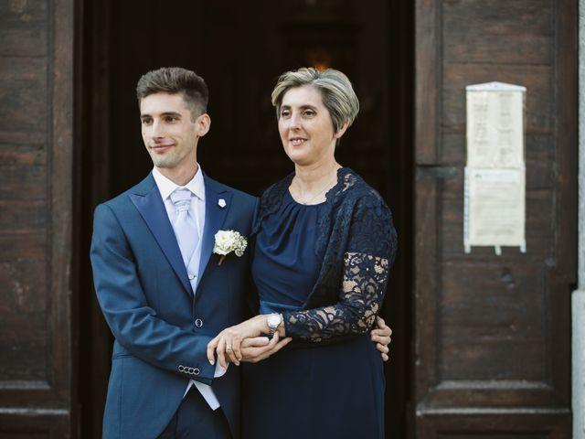Il matrimonio di Dario e Sharon a Albese con Cassano, Como 75