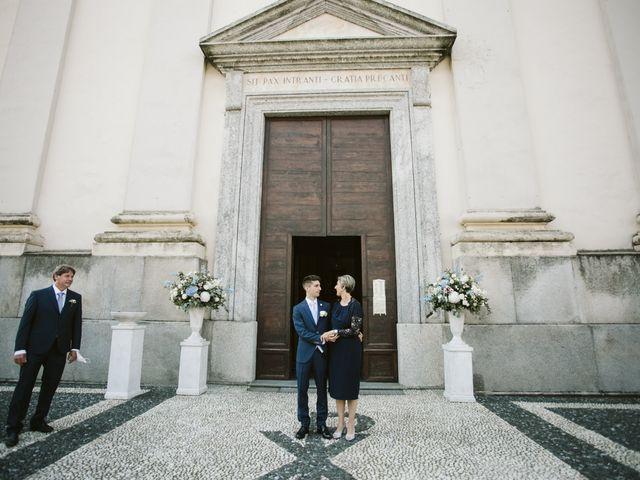 Il matrimonio di Dario e Sharon a Albese con Cassano, Como 76