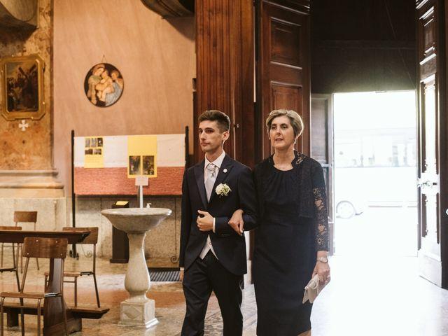 Il matrimonio di Dario e Sharon a Albese con Cassano, Como 77
