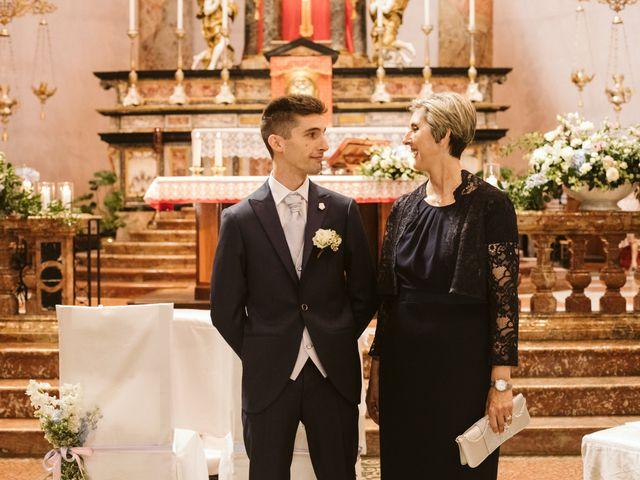Il matrimonio di Dario e Sharon a Albese con Cassano, Como 80
