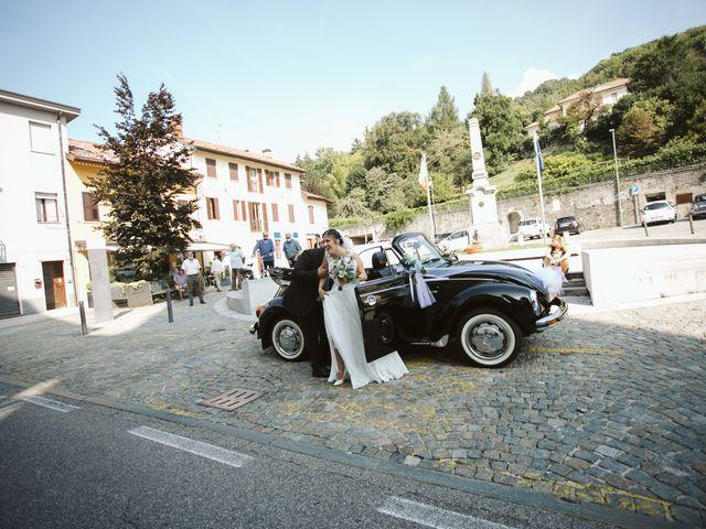 Il matrimonio di Dario e Sharon a Albese con Cassano, Como 90