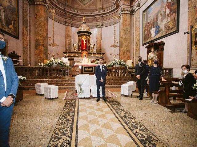 Il matrimonio di Dario e Sharon a Albese con Cassano, Como 96