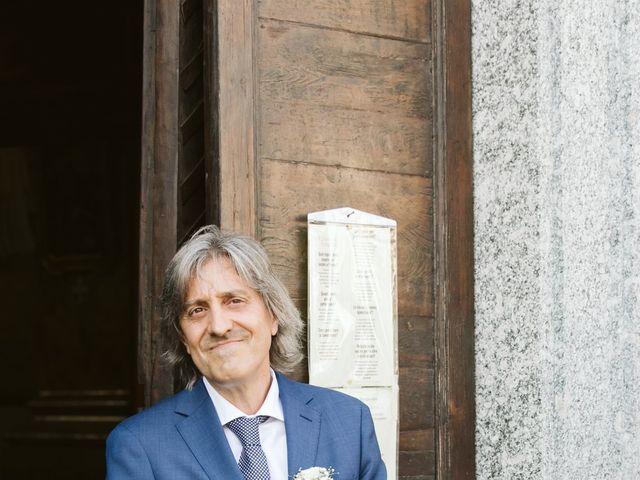 Il matrimonio di Dario e Sharon a Albese con Cassano, Como 100