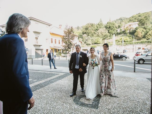 Il matrimonio di Dario e Sharon a Albese con Cassano, Como 101