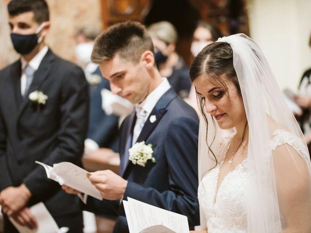 Il matrimonio di Dario e Sharon a Albese con Cassano, Como 106