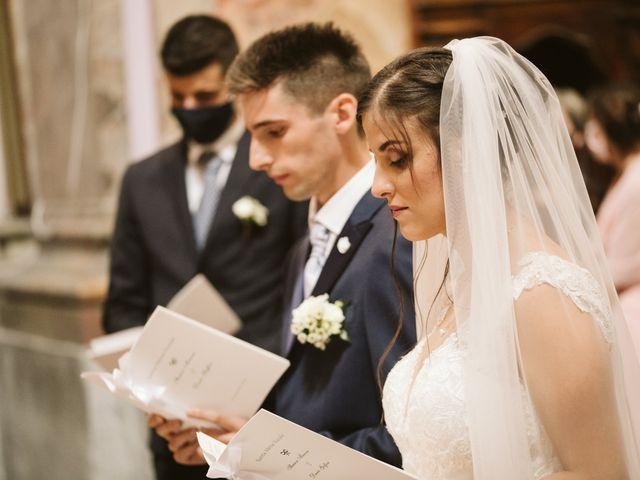 Il matrimonio di Dario e Sharon a Albese con Cassano, Como 122