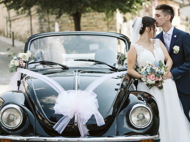 Il matrimonio di Dario e Sharon a Albese con Cassano, Como 133