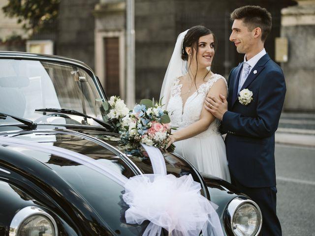 Il matrimonio di Dario e Sharon a Albese con Cassano, Como 137