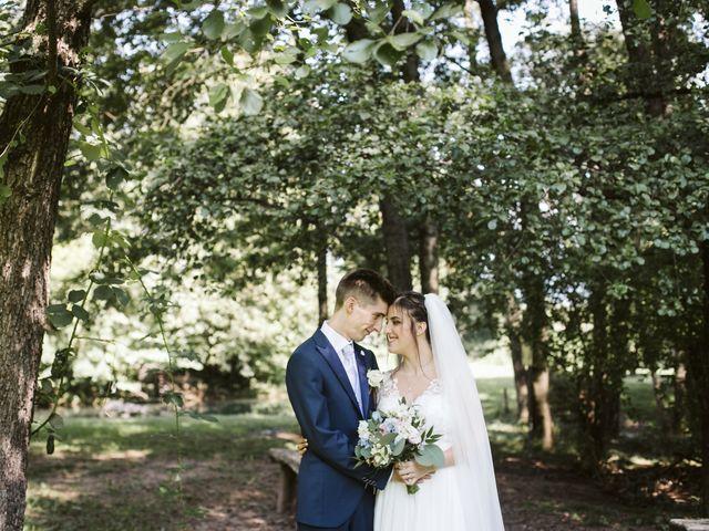Le nozze di Sharon e Dario