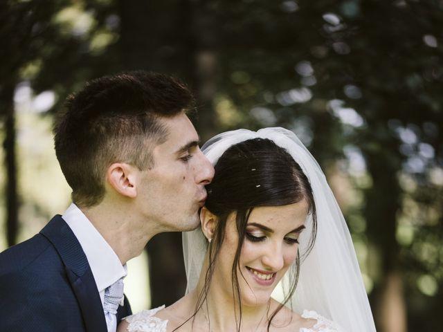 Il matrimonio di Dario e Sharon a Albese con Cassano, Como 140