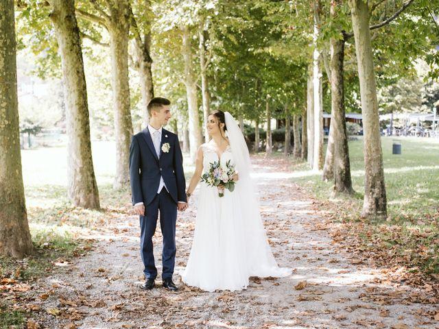 Il matrimonio di Dario e Sharon a Albese con Cassano, Como 142