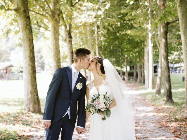 Il matrimonio di Dario e Sharon a Albese con Cassano, Como 144