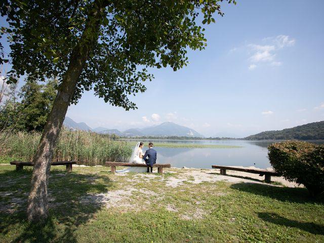 Il matrimonio di Dario e Sharon a Albese con Cassano, Como 147