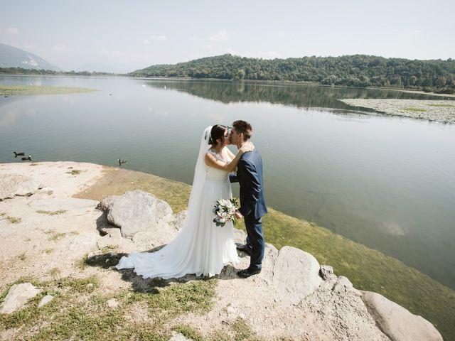 Il matrimonio di Dario e Sharon a Albese con Cassano, Como 148