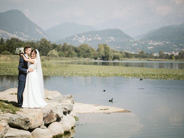 Il matrimonio di Dario e Sharon a Albese con Cassano, Como 150