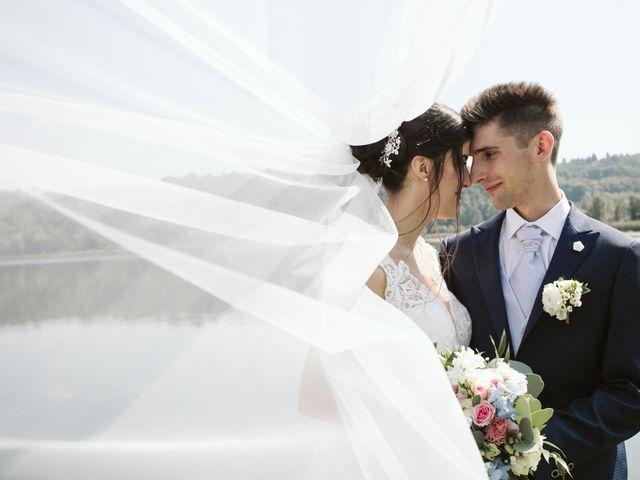 Il matrimonio di Dario e Sharon a Albese con Cassano, Como 154