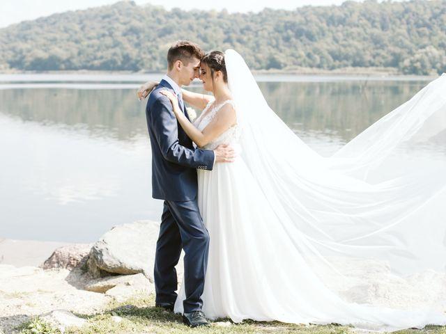 Il matrimonio di Dario e Sharon a Albese con Cassano, Como 155