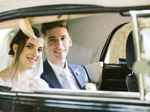 Il matrimonio di Dario e Sharon a Albese con Cassano, Como 158