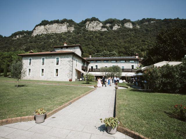 Il matrimonio di Dario e Sharon a Albese con Cassano, Como 162