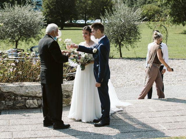Il matrimonio di Dario e Sharon a Albese con Cassano, Como 168