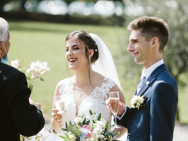 Il matrimonio di Dario e Sharon a Albese con Cassano, Como 169