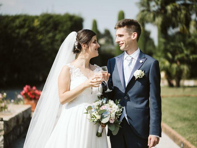 Il matrimonio di Dario e Sharon a Albese con Cassano, Como 171