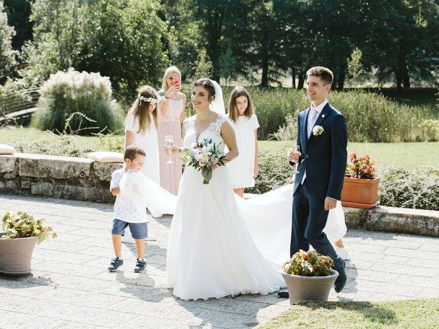 Il matrimonio di Dario e Sharon a Albese con Cassano, Como 172