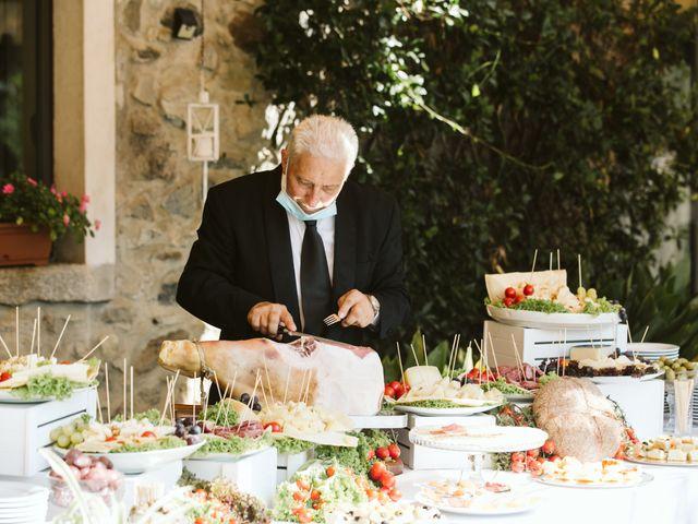 Il matrimonio di Dario e Sharon a Albese con Cassano, Como 192