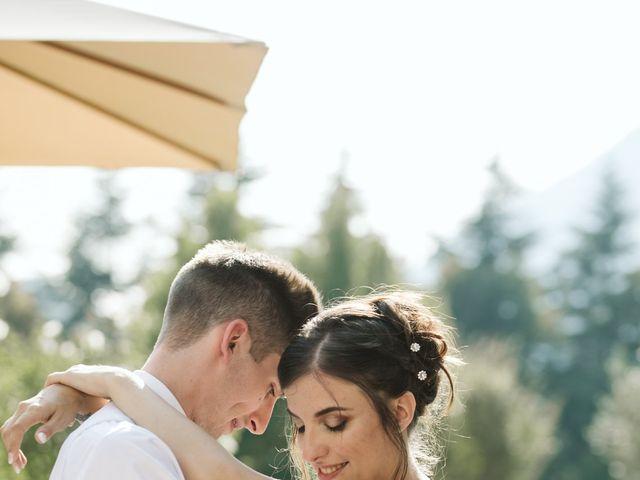 Il matrimonio di Dario e Sharon a Albese con Cassano, Como 209