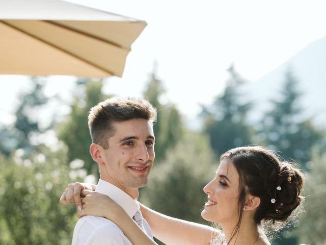 Il matrimonio di Dario e Sharon a Albese con Cassano, Como 210
